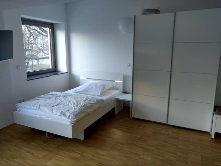 Sonniges Apartment in Heilbronn City