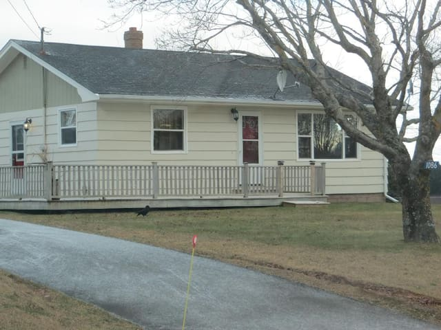 Beautiful Bungalow In York- Close to Charlottetown - York - Casa