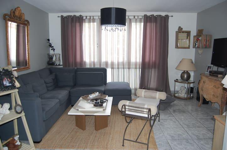 IDEAL DEPLACEMENT PROFESSIONNEL - Saint-Étienne - Apartmen