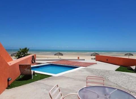 Beach House Villa San Felipe Marina Resort