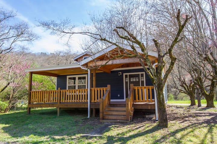 Modern Farmhouse by Scotts Creek