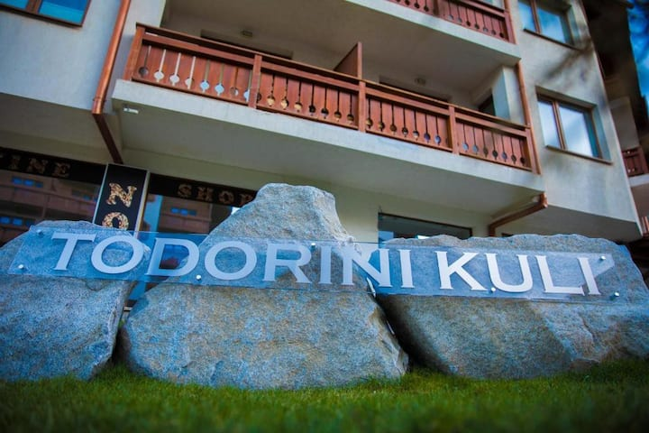 One-Bedroom Apartment in Bansko - Todorini kuli