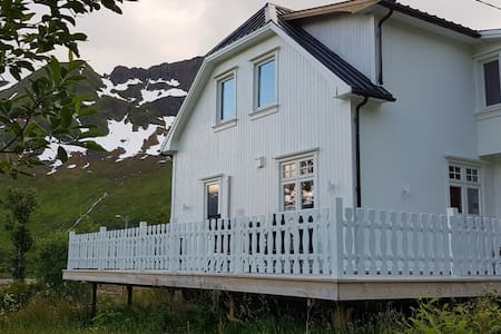 Pilan Lodge Lofoten