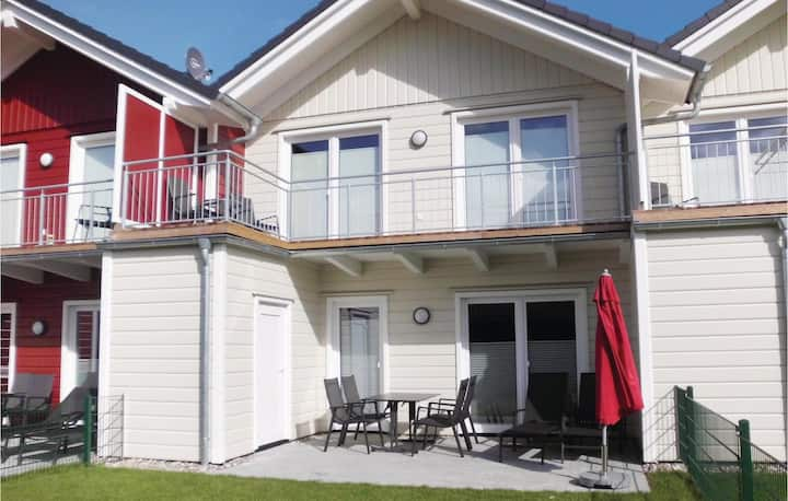 Awesome home in Dagebüll with Sauna and 3 Bedrooms