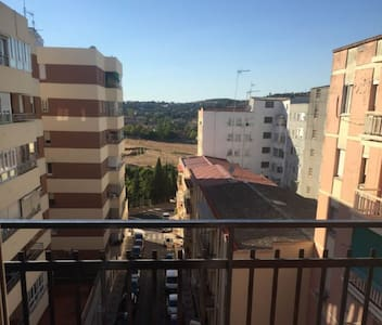 Central charming apartment flooded with light - Cáceres - Apartamento