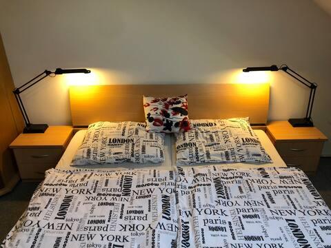 Комнаты и апартаменты NRC - Комната № 2