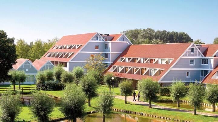 Appartement in Bruinisse in Zeeland 4 personen