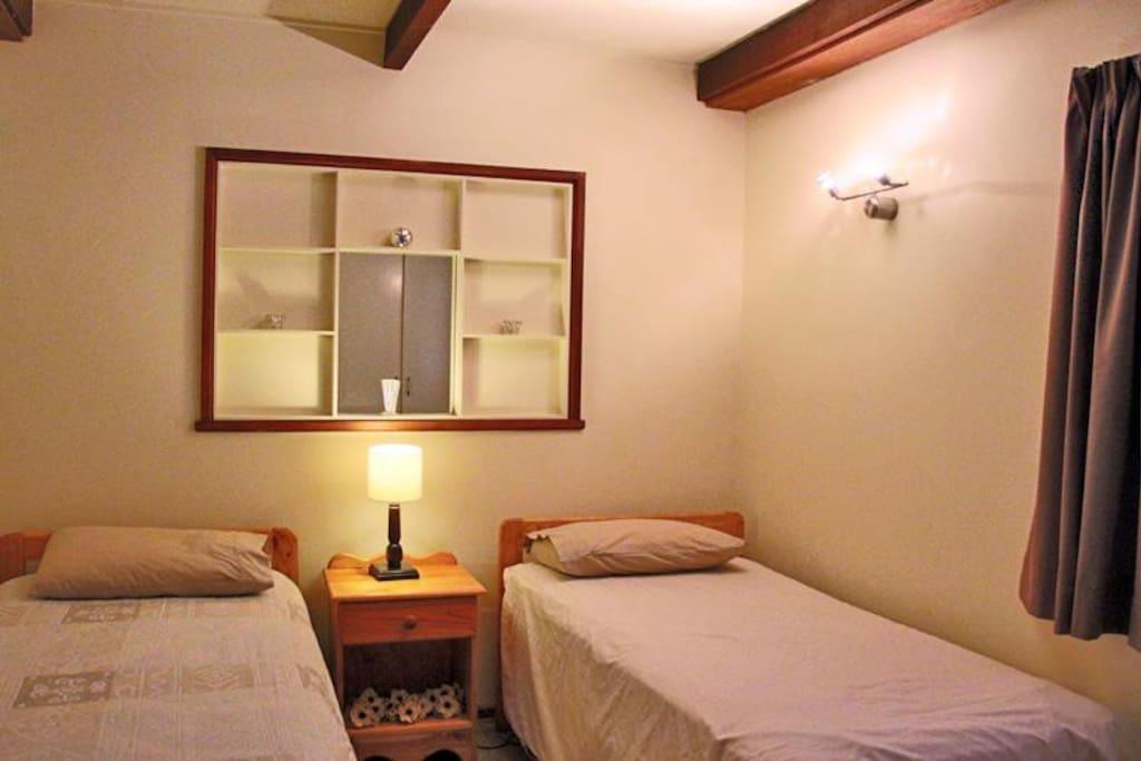 Dual Bedroom
