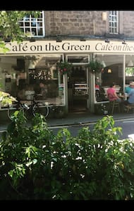 The Apartment at Cafe on the Green