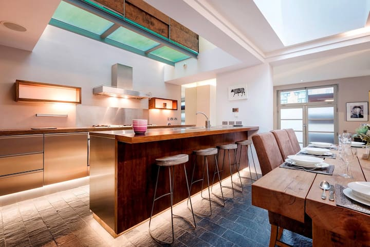 Exceptional Notting Hill House