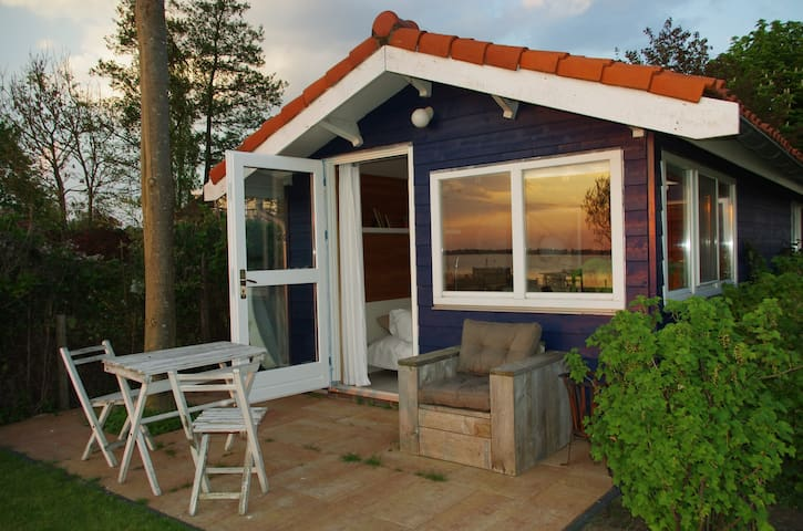Prive huisje/ Cottage - Loosdrecht - Cabana