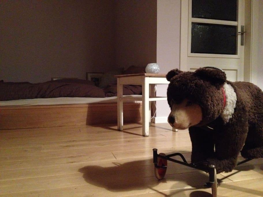 zimmer mit eigenem bad und garten g stesuiten zur miete in oldenburg niedersachsen deutschland. Black Bedroom Furniture Sets. Home Design Ideas