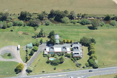Bay of Islands Country Lodge - Oromahoe