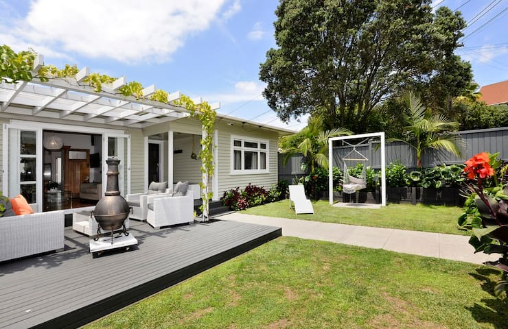 Blissful Bungalow - Auckland - Apartamento
