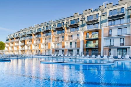 Apartament z basenem,widokiem na morze,strefa SPA