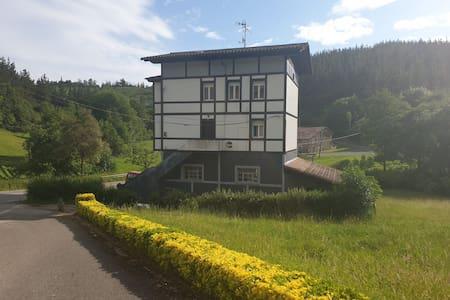 Moderno duplex en Urdaibai