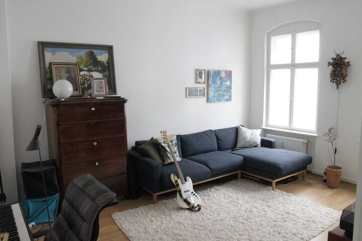 Cosy Stay in great area - Berlin - Apartment