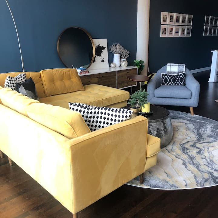 Luxury Modern Loft (Soldier Field & McCormick Pl)