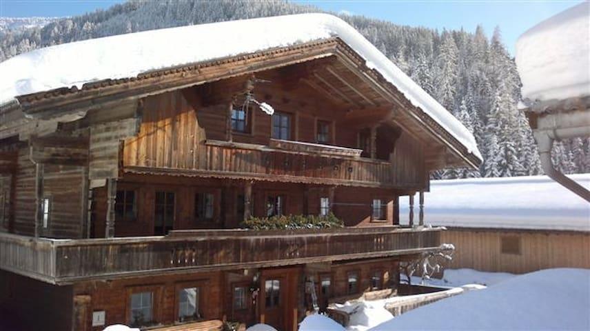 Ferienwohnung Leirer - Alpbach - อพาร์ทเมนท์