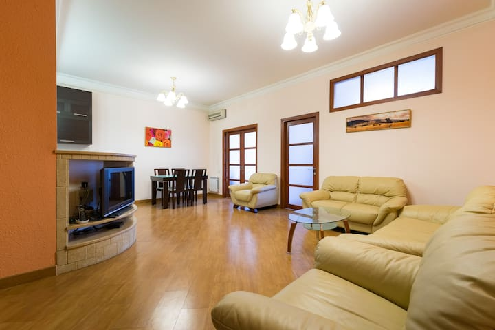 Nice apartment at Republic Square. - Yerevan - Apartment