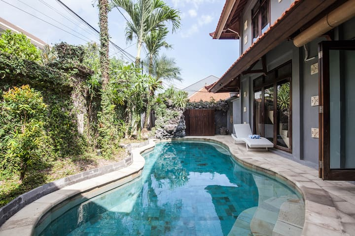 3BR Modern House with Pool in Sanur