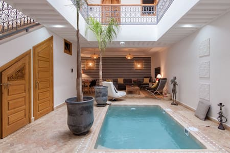 Riad Melilo with heated pool (in exclusivity)