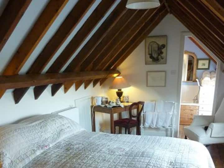 St Benedict's Byre - Double Room