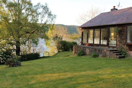 Location, Views, luxury beds,Pool room, waterside - Foss