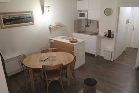 Cosy and friendly apartment just renovated - Chamonix-Mont-Blanc