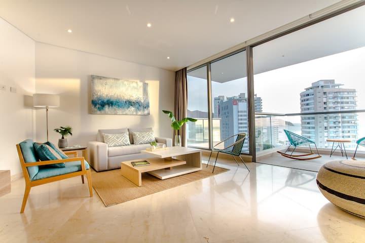 Luxury Grand Marina Suites(2)Habitaciones 120m2
