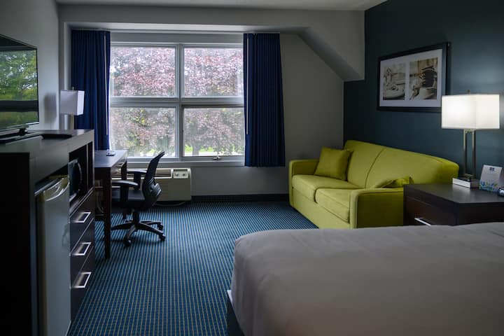All Inclusive, newly renovated room
