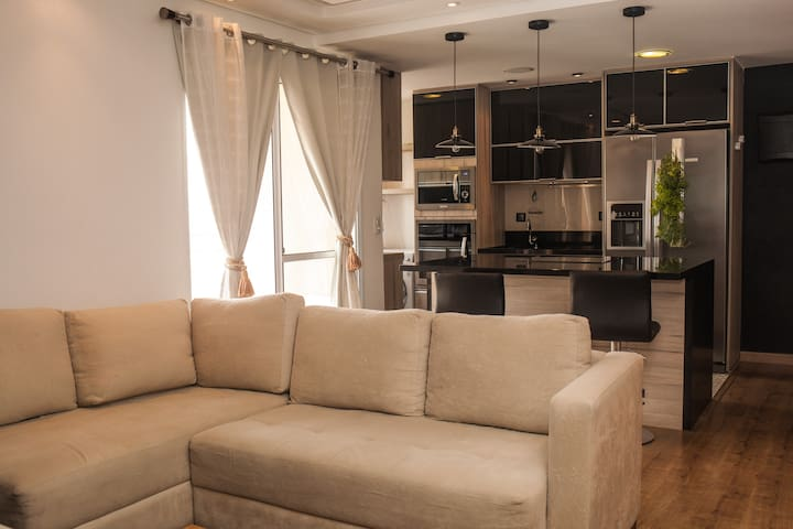 Modern Apartment in Campinas - Campinas