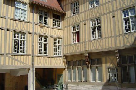 Hyper centre, Appartement de charme avec terrasse - 鲁昂(Rouen)