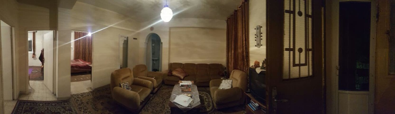 Furnished big apartment in Bethlehem
