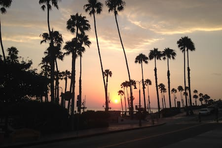Cozy one bedroom close to the beach - San Clemente