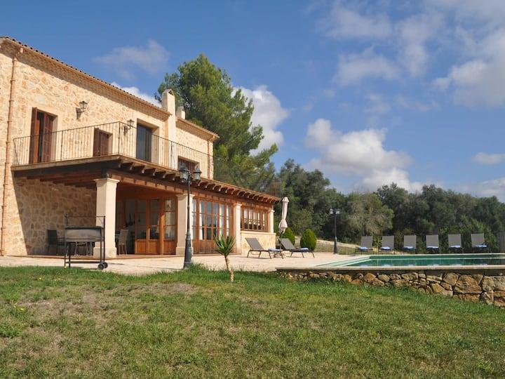Son Horlandis, Country house in Petra, Mallorca