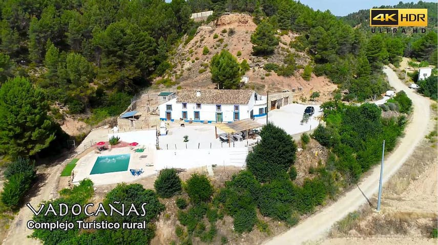 Airbnb Villanueva De La Jara Vacation Rentals Places