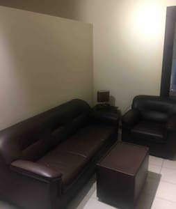 Road Side Furnished Apartment