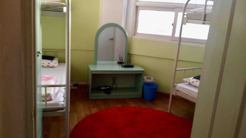 4 Bed Dormitory Female Only