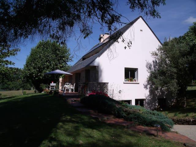 Belle maison proche du golfe du Morbihan