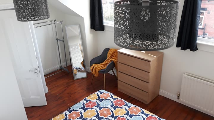 Double en-suite room in Leeds