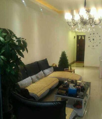 有家有爱有温馨  恒祥豪苑好房出租 - Wuzhou - Condominium