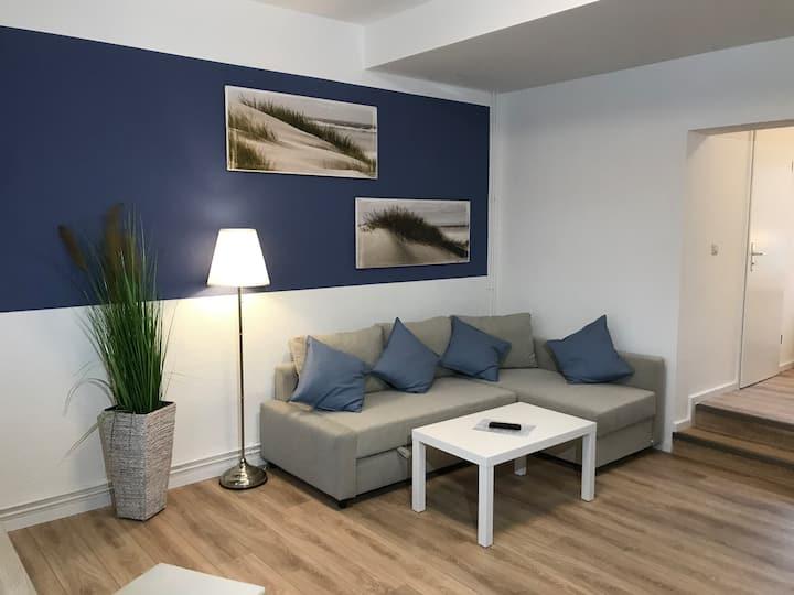 "Holiday flat at the ""Springerhof in Großziethen"""