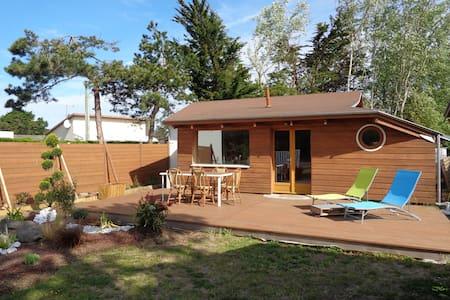 villa à 200 de la mer, face à espace naturel - Annoville