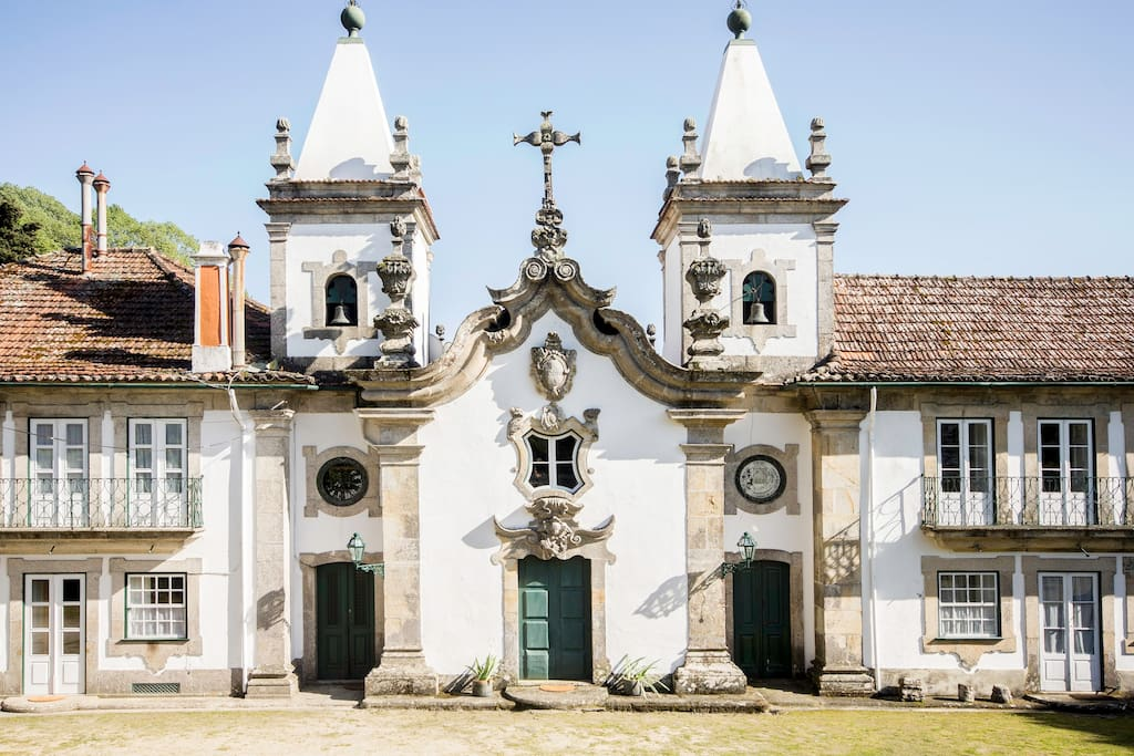 Outeiro Tuías - Manor House