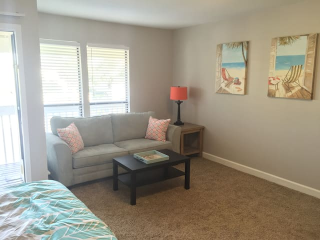 Ocean View Condo, Free Parking, Pool, Tennis, Golf - Destin - Appartement en résidence