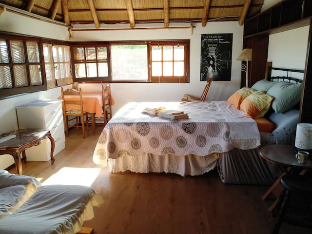 Family Triple room in Punta del Este Breakfast