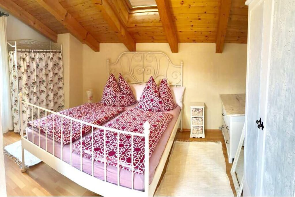 Schlafbereich // bedroom