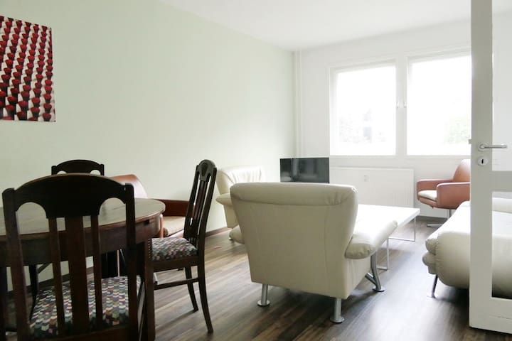3 ROOM CENTRE APARTMENT for 4 PAX , K90301