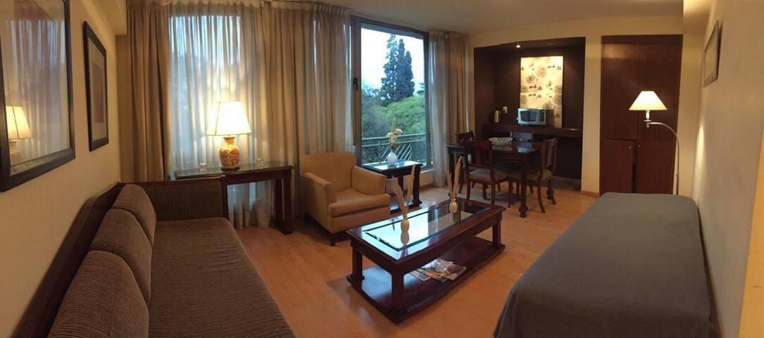 HERMOSO apartamento en la mejor zona de Mendoza